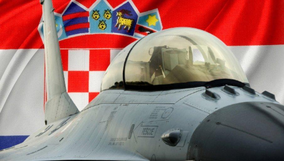 """Kroacia gati të blejë avionët """"F16"""", dështon plani i serbve"""