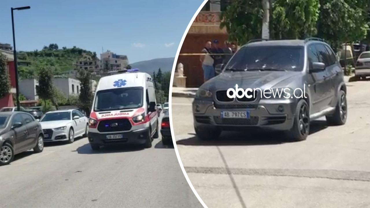 PAMJET/Atentat në Vlorë, një person hap zjarr në drejtim të BMW-së, vdes në spital drejtuesi