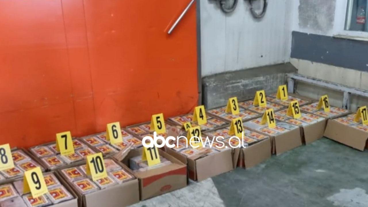 Kapen 400 kg kokainë: Kamioni u fut nga porti i Durrësit, u la të shkonte te porositësit