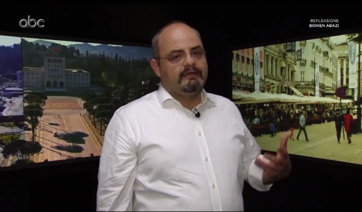 Çështja kombëtare e shqiptarëve, Abazi: Një projekt çlirimi, mbase jemi të dobët sepse nuk jemi të bashkuar