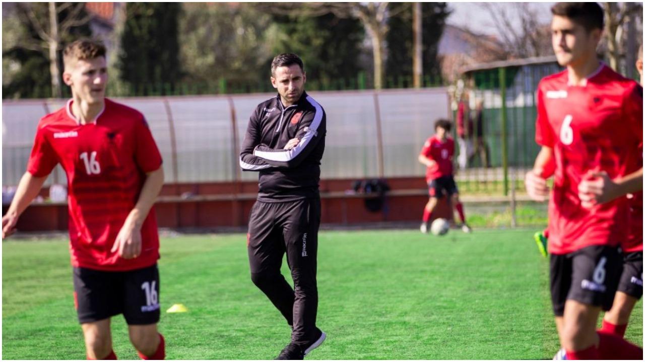 Shqipëria U17/ Dy miqësoret ndaj të njëjtit rival, Bulku publikon listën