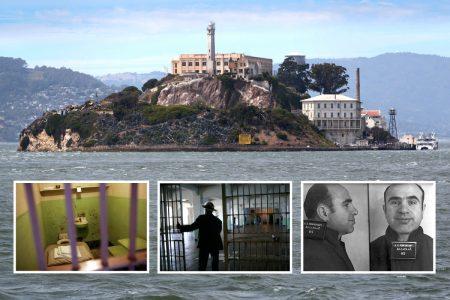 """Ishulli i Djallit brenda """"burgut të përhumbur"""" të Al Capones"""