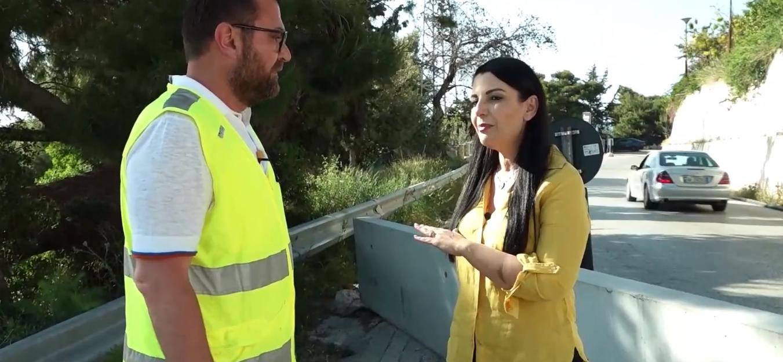 Balluku: Brenda muajit riparohet rruga që lidh Vlorën me Radhimën, kemi bërë kallëzim në Prokurori