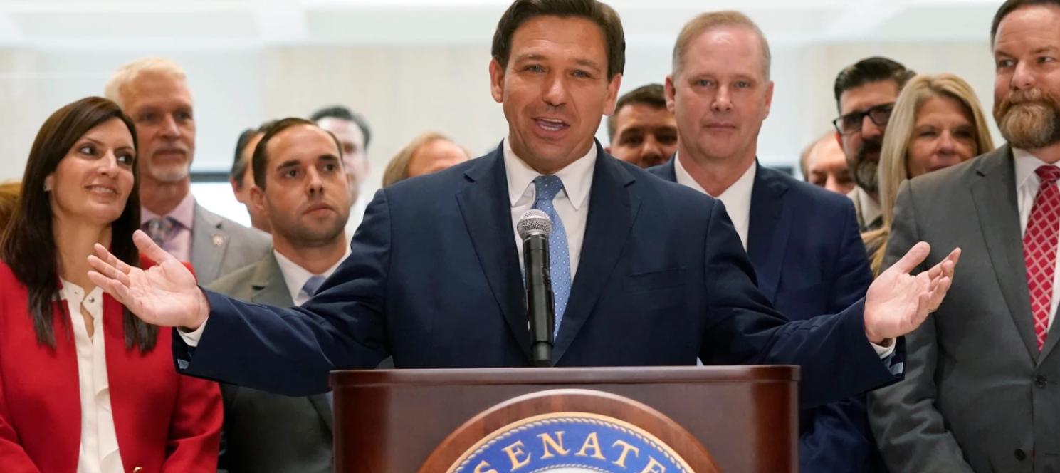 """Guvernatori i Floridas firmos ligjin elektoral që kritikët e quajnë """"anti-amerikan"""""""
