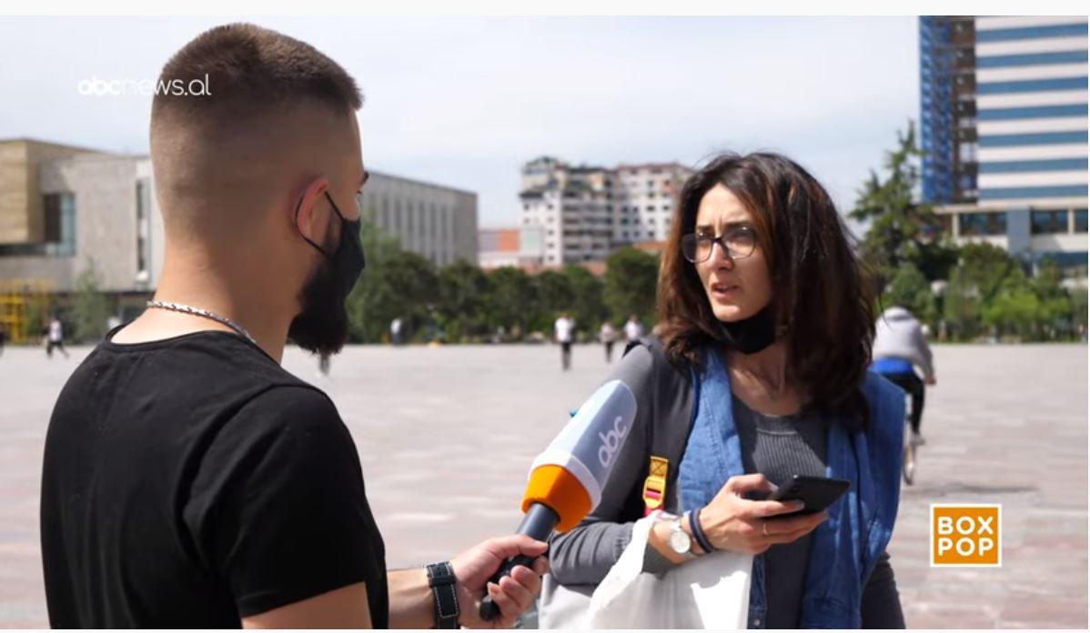 """""""25 mijë £ për në Angli"""" A mendoni për t'u larguar nga Shqipëria? Qytetarët përgjigjen në Box Pop në Abcnews.al"""