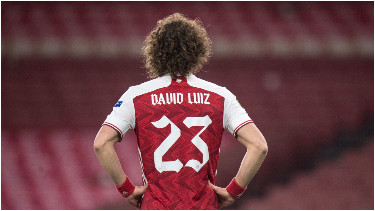 Do transferohet tek Interi, David Luiz mbyll aventurën me Arsenalin