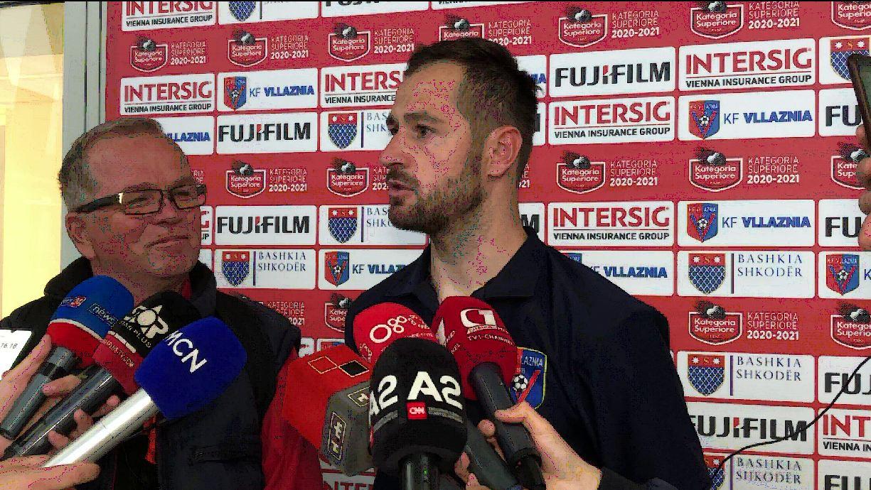 Dilaver: Ia kemi dalë edhe kur fati na ktheu shpinën, goli për ekipin