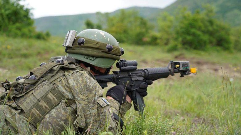 Kurti nxjerr fotot, ushtria e Kosovës në krah të amerikanëve kundër kërcënimit rus