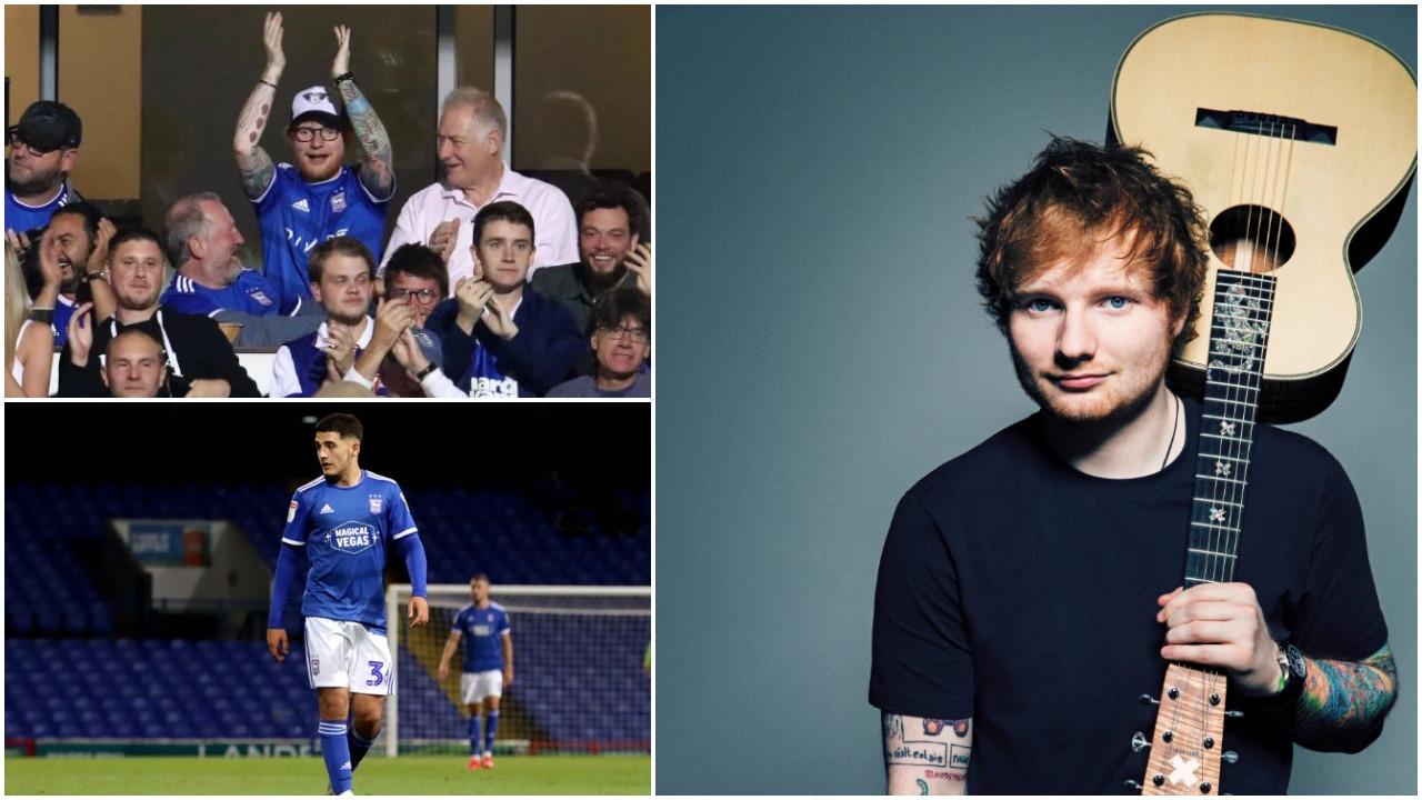 Ed Sheeran në fanellën e një klubi futbolli, do e veshë edhe një talent shqiptar