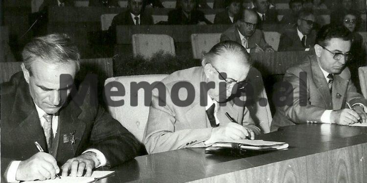 Ditari politik i Enver Hoxhës: Disa nga profesorët tanë që kanë mbajtur leksione