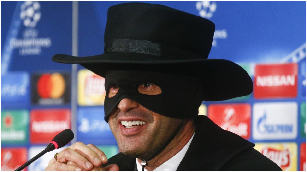 """Nesër mbyll aventurën me Romën, """"Zorro"""" drejt kalimit në Angli"""