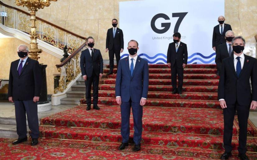 Klima, Rusia dhe Kina tema diskutimi në G-7