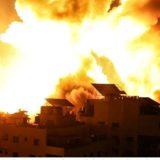 Rreth 30 sulme ajrore gjatë natës në Gaza, argjentinasit protestë kundër Izraelit