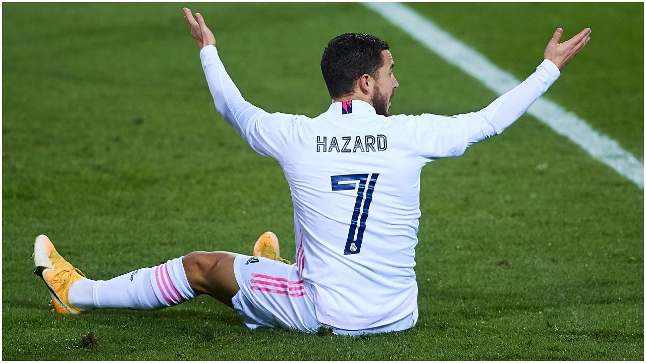 Real Madrid nuk duron më: Hazard në merkato, gati ta shesë me gjysmë çmimi