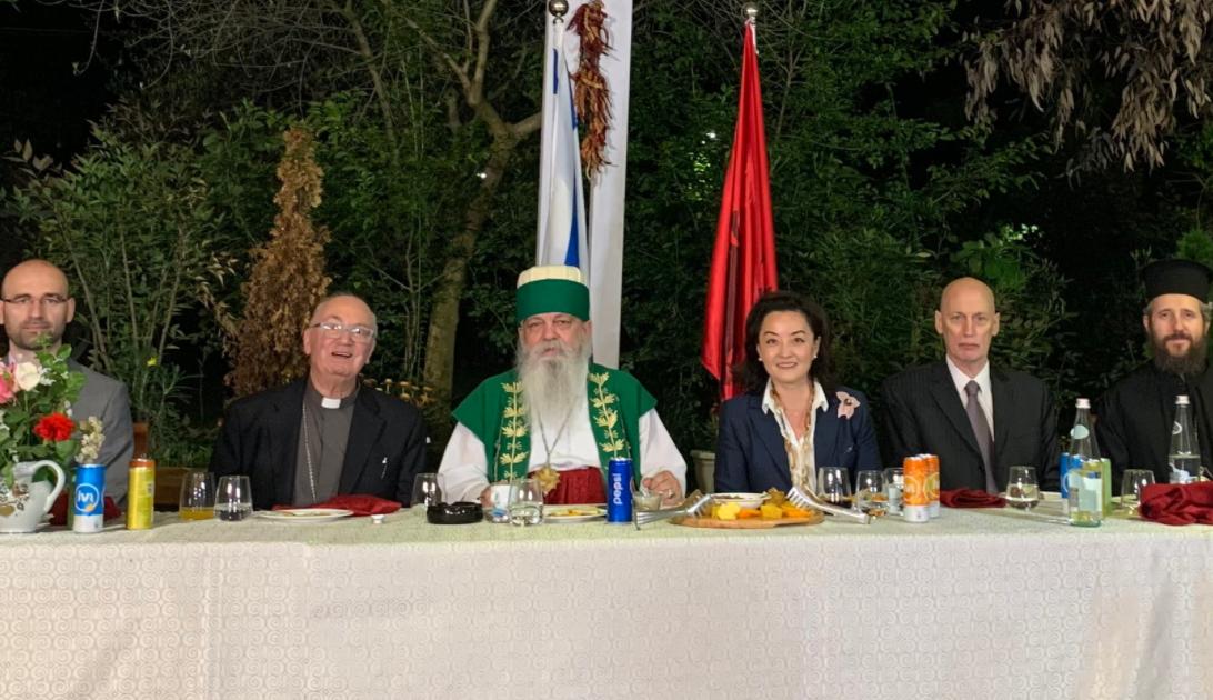 Kim iftar me përfaqësues të besimeve fetare në Shqipëri: Gëzuar Ramazanin!