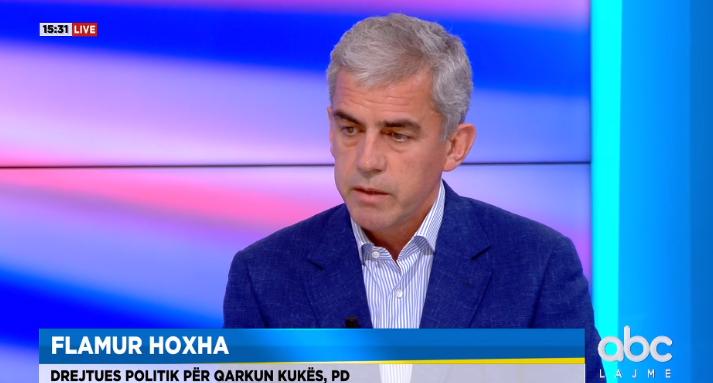 """""""Na penalizoi strategjia me aleatët"""", Hoxha në ABC: PS nuk e bleu dot dinjitetin e malësorëve"""