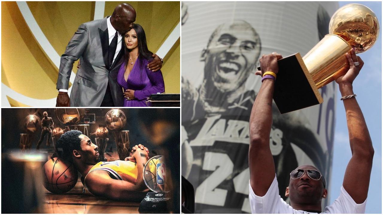 """Kobe Bryant në """"Hall of Fame"""", Vanessa: E fitove bastin, ishe më i madh se jeta"""