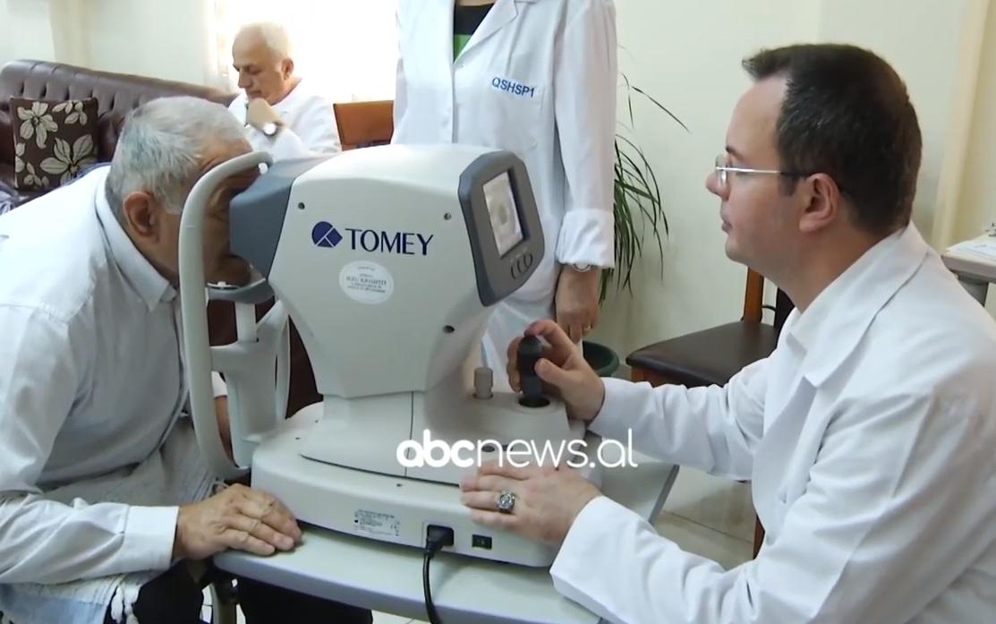Mjeku okulist: Mbi 3% e atyre që kanë kaluar Covid shfaqin probleme me shikimin