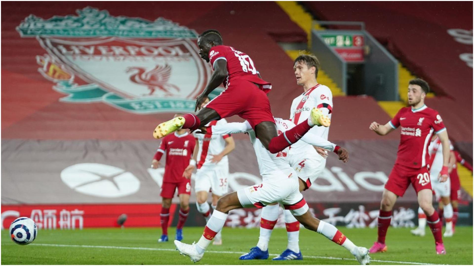 """VIDEO/ Liverpool bën detyrën në """"Anfield"""", zona Champions edhe më afër"""