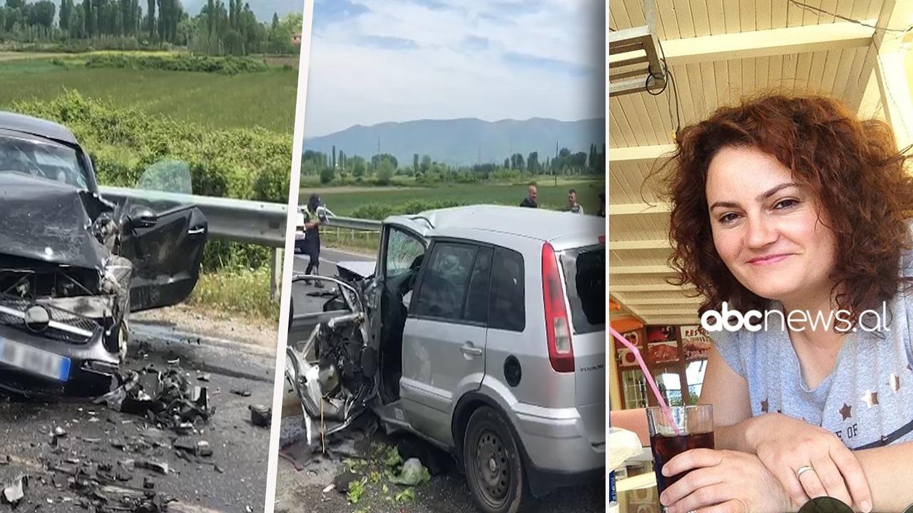Infermierja u shua në aksident, mesazhi prekës i shoqes dhe kolegëve: O nënë ti nuk duhet të ikje