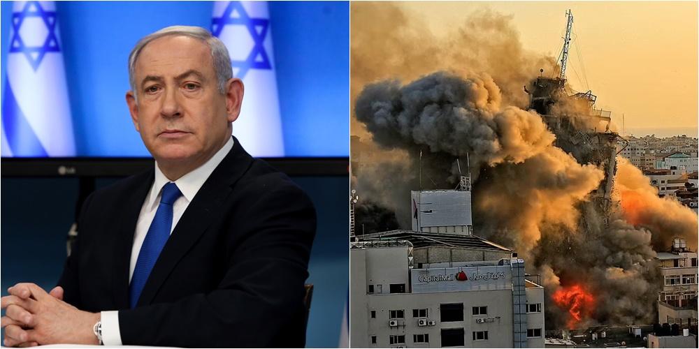 Tensionet në Lindjen e Mesme, Netanyahu: Hamas-in e presin goditje që s'i ka parë as në ëndërr