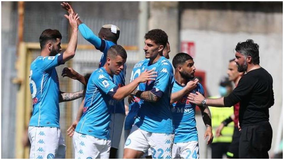 VIDEO/ Hysaj-Rrahmani fitojnë derbin ndaj Ismajlit, Napoli në vend të dytë