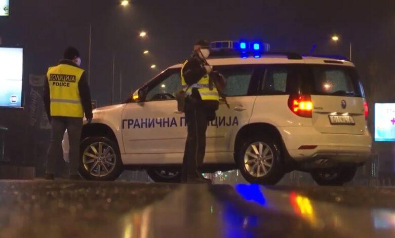 Maqedonia vendos: Ora policore fillon në 23:00