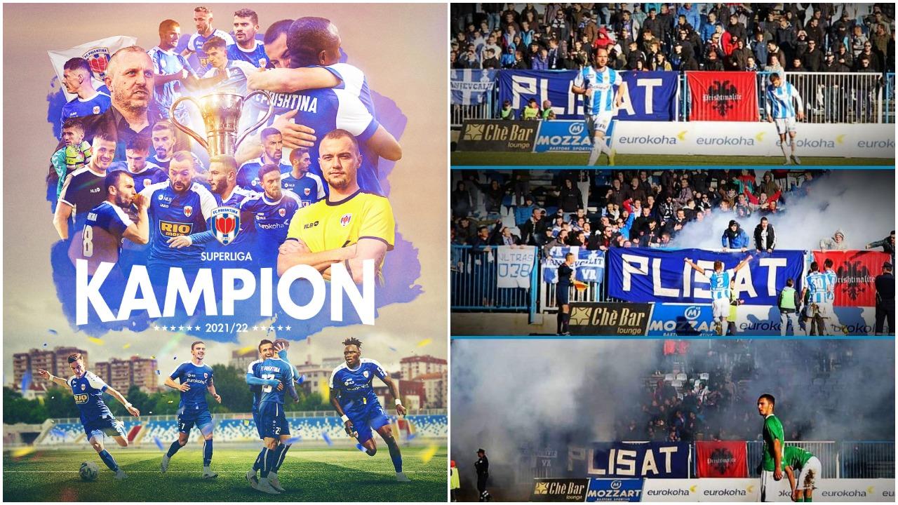 """Champions: Lajm i mirë për Prishtinën, kampionët do luajnë në """"Elbasan Arena"""""""