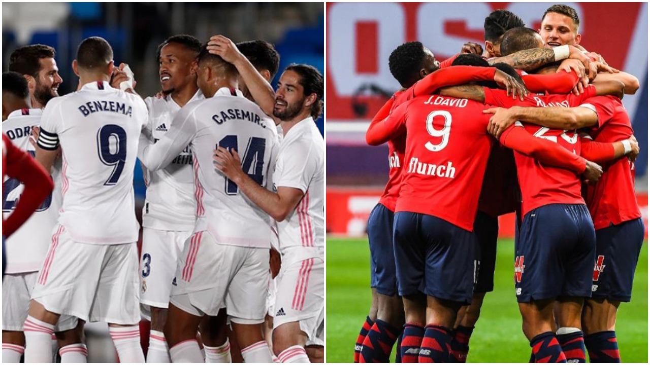 VIDEO/ Dy brazilianë nderojnë Realin, turqit rikthejnë Lille në krye të Ligue 1