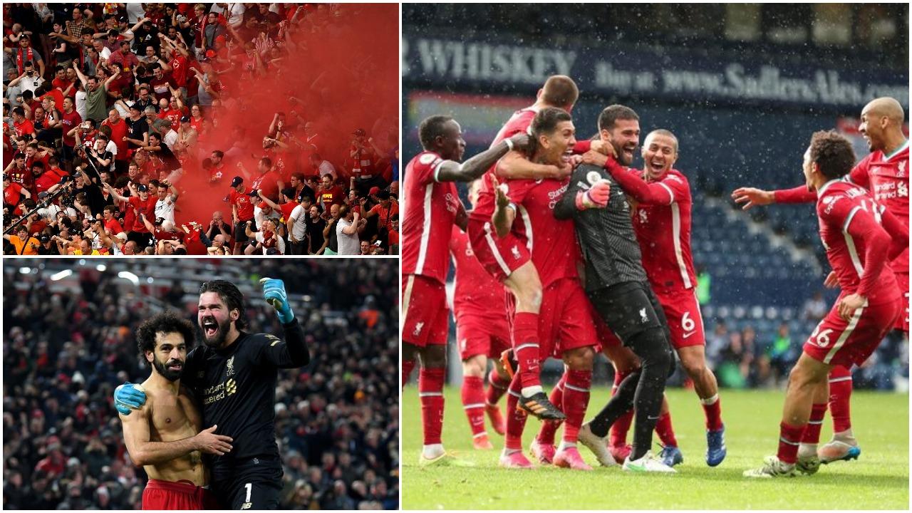 Salah: E thjeshtë, vuajtëm pa tifozë. Alisson? I madh, momenti kyç i sezonit