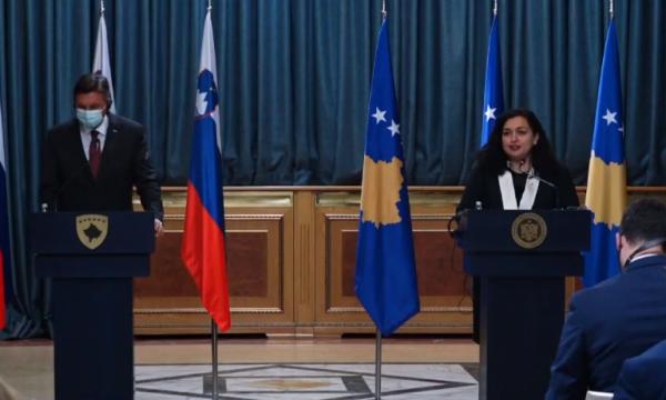 Presidenti slloven: Ballkani Perëndimor duhet të jetë pjesë e BE-së, kështu evitohet ndryshimi i kufijve
