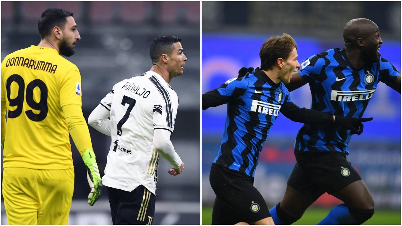 Serie A ndan çmimet: Një kampion më i miri i sezonit, CR7 ylli i sulmit