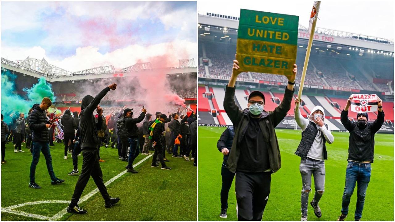 Protesta e tifozëve të United, Bruno Fernandes: Po ndiqja Udinese-Juventus