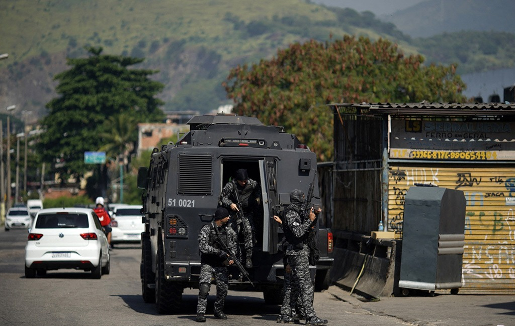 Të shtëna me armë zjarri në Rio de Janeiro, vriten të paktën 23 persona