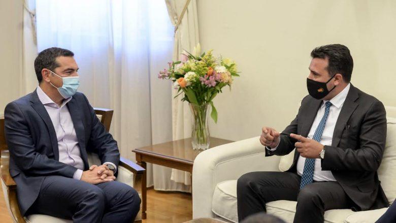 Zaev-Tsipras: Përfitimet e Marrëveshjes së Prespës njihen edhe nga palët dyshuese