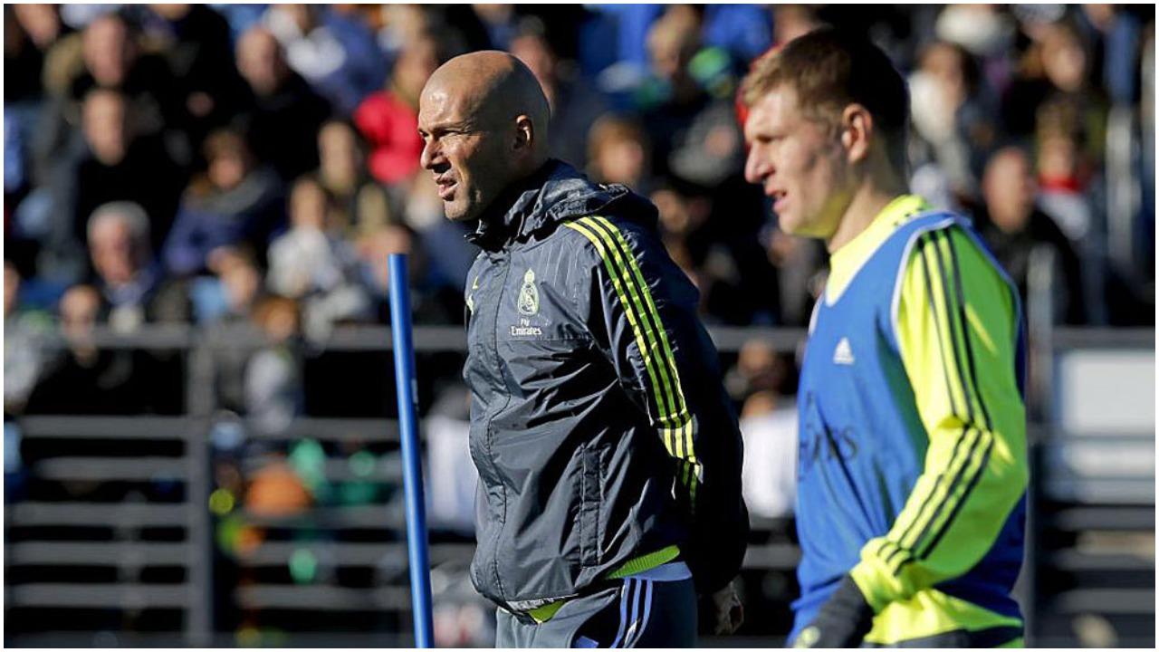 Largimi i Zidane, Kroos s'e beson: Nuk ka shanse, mua do ma kishte thënë