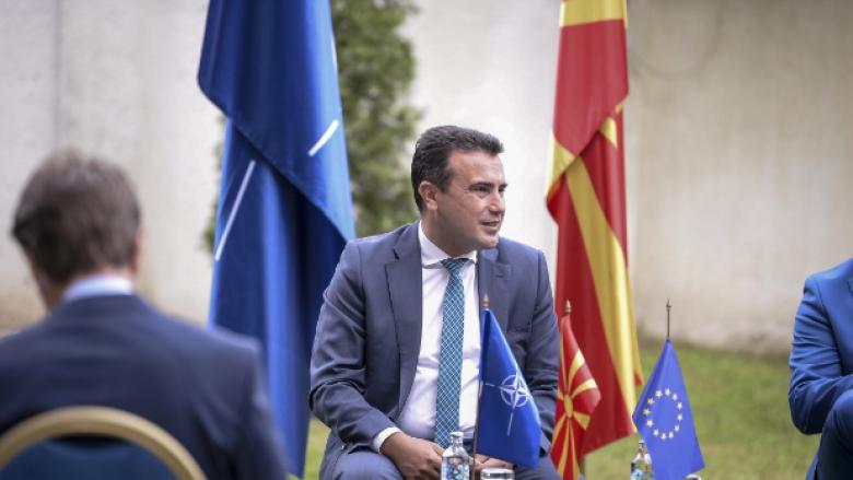 Zaev në Bruksel: Identiteti nuk mund të jetë arsye për bllokimin në procesin e integrimit
