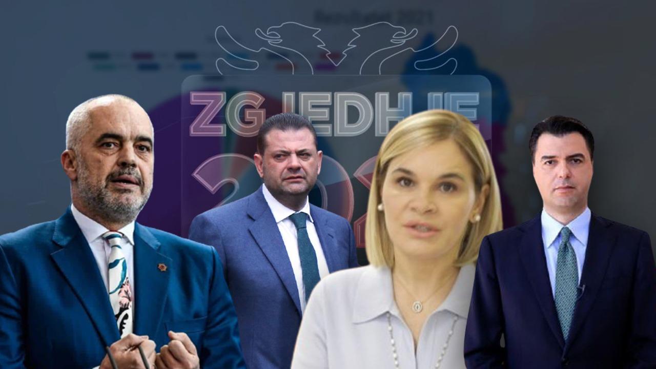 Basha-Rama, dy liderët politik më të votuar në Shqipëri, zhgënjejnë Topalli e Kryemadhi