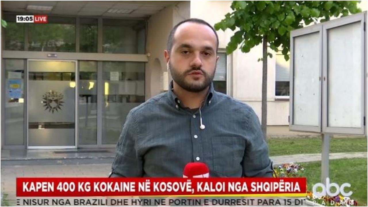 Mbi 400 kg kokainë nga Brazili në Kosovë përmes Durrësit, gazetari: Dy të arrestuar në Lipjan