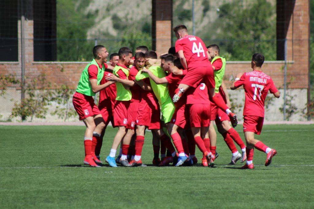 U19/ Tirana e Partizani jashtë, Shënkolli-Akademia finalja për titullin kampion