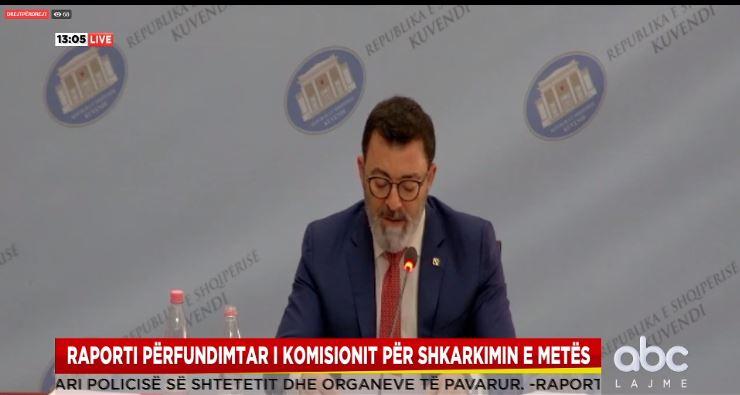 Komisioni për shkarkimin, Hyseni: Presidenti bëri fushatë hapur kundër partisë në pushtet