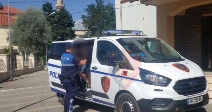 Dhunë fizike ndaj gruas, arrestohet 47 vjeçari në Sarandë