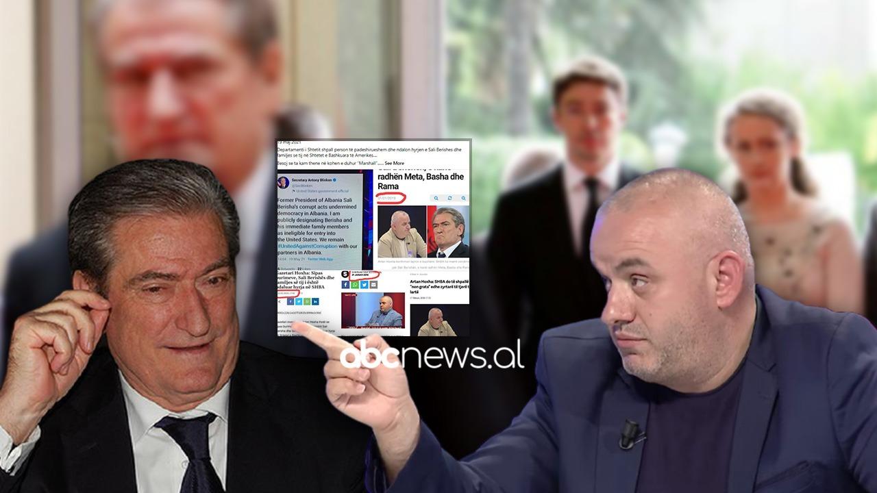 """Berisha """"non grata"""", Artan Hoxha: Ta kisha thënë Marshall…"""