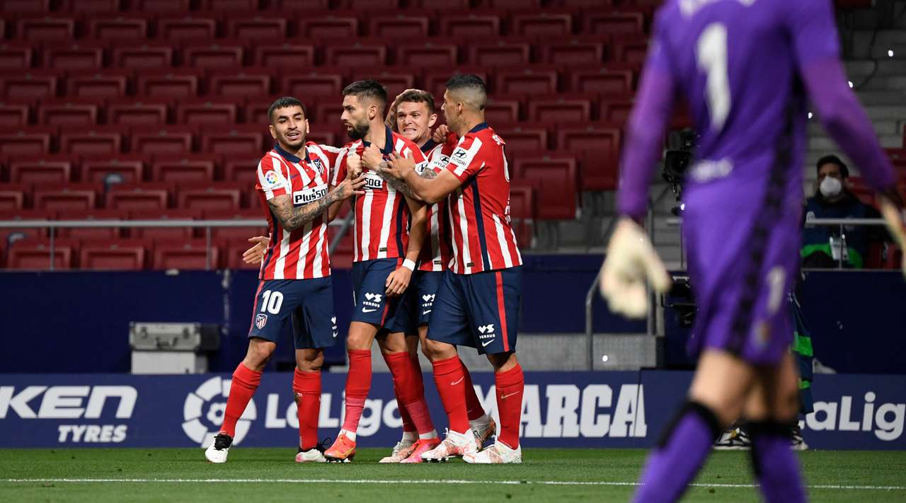 VIDEO/ Atletico mund Sociedadin, djemtë e Simeone drejt titullit kampion