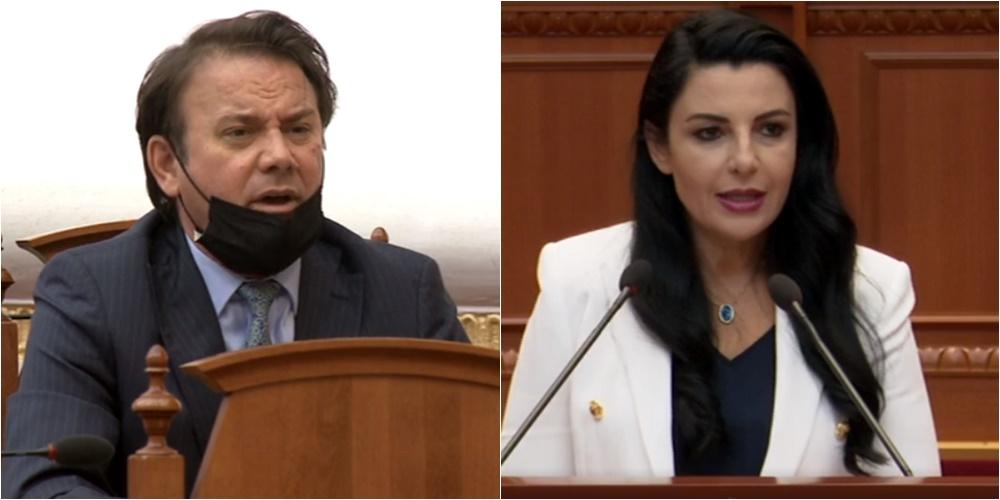"""Balluku për debat me Gjonin në Parlament: Je djalë me edukatë, mos mu drejto me """"ej dhe mi"""""""