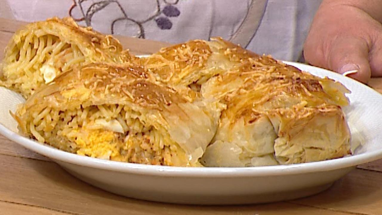 Spaghetti me petë – Receta nga Florenca Reçi