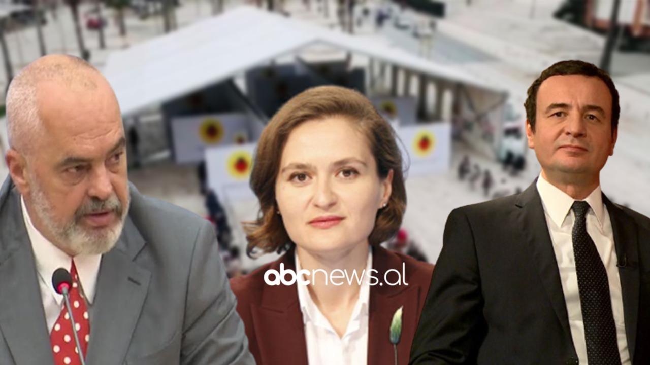 """Besa Shahini """"këshillon"""" Kurtin: Kur bëje opozitë në Shqipëri të kaloje nga qendrat e vaksinimit"""