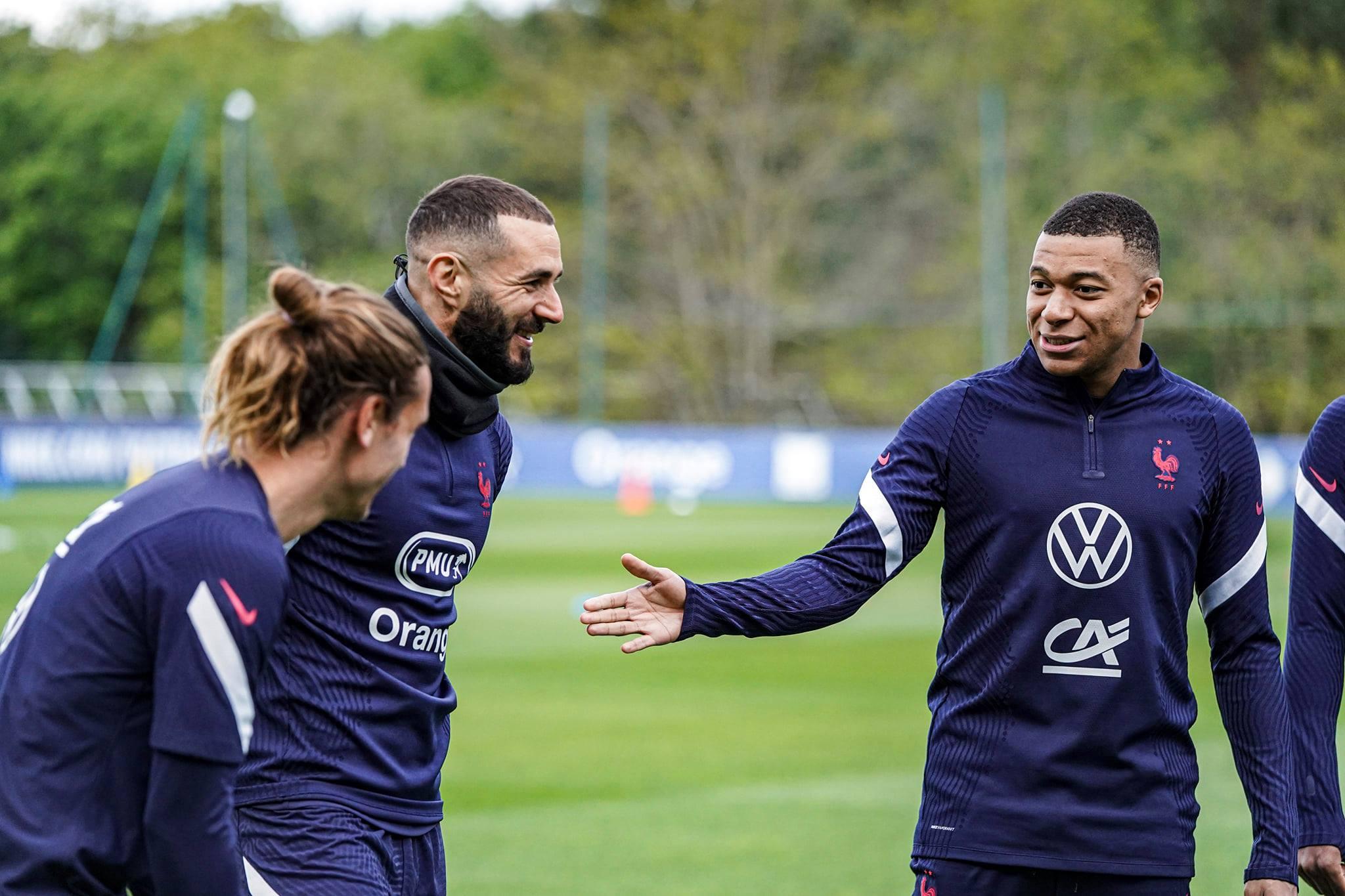 """""""E dua Mbappe te Real Madrid, më të mirët duan të vijnë këtu"""", Benzema del hapur"""