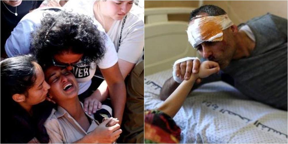 Pasojat njerëzore të sulmeve të vazhdueshme me raketa mes Izraelit dhe Gaza-s