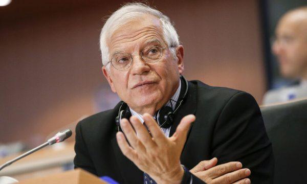 Borell: BE do të zhvillojë bisedime urgjente mbi çështjen Izraelito-Palestineze